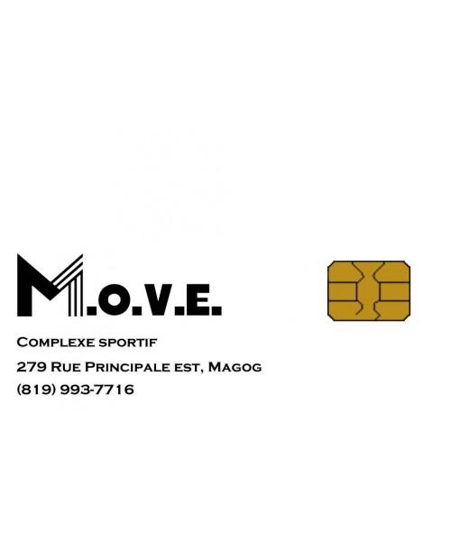Centre MOVE Magog, carte-cadeau à rabais