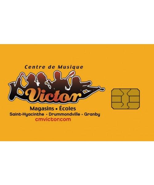 Centre de musique Victor Saint-Hyacinthe, Granby, Drummondville | Carte-cadeau à rabais