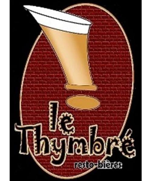 Carte-cadeau pour le Thymbré Resto-Bières de Nicolet