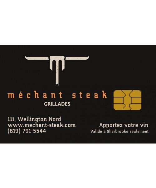 Méchant Steak Sherbrooke