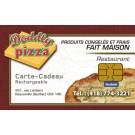 Doddly Pizza à Beauceville | Carte-cadeau à rabais