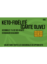 Option Keto épicerie cétogène à Sherbrooke