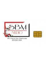 SBM Studio Sherbrooke - Carte-cadeau