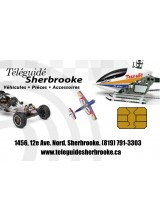 Hélicoptère Téléguidé Sherbrooke - Cartes-cadeaux